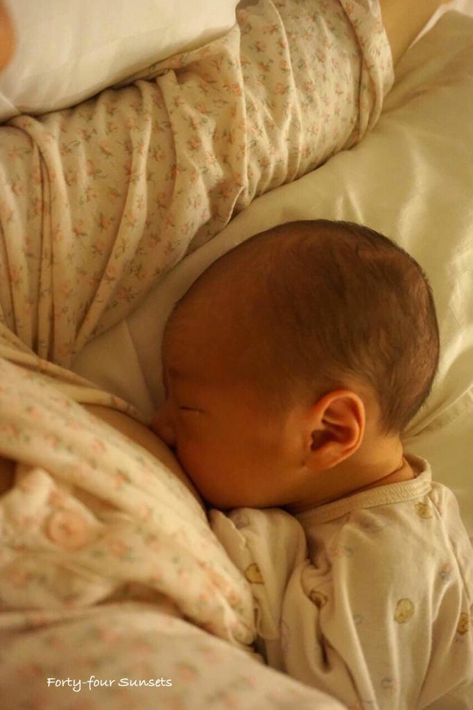 哺乳技巧心得分享 | 人生中奇妙的八個月