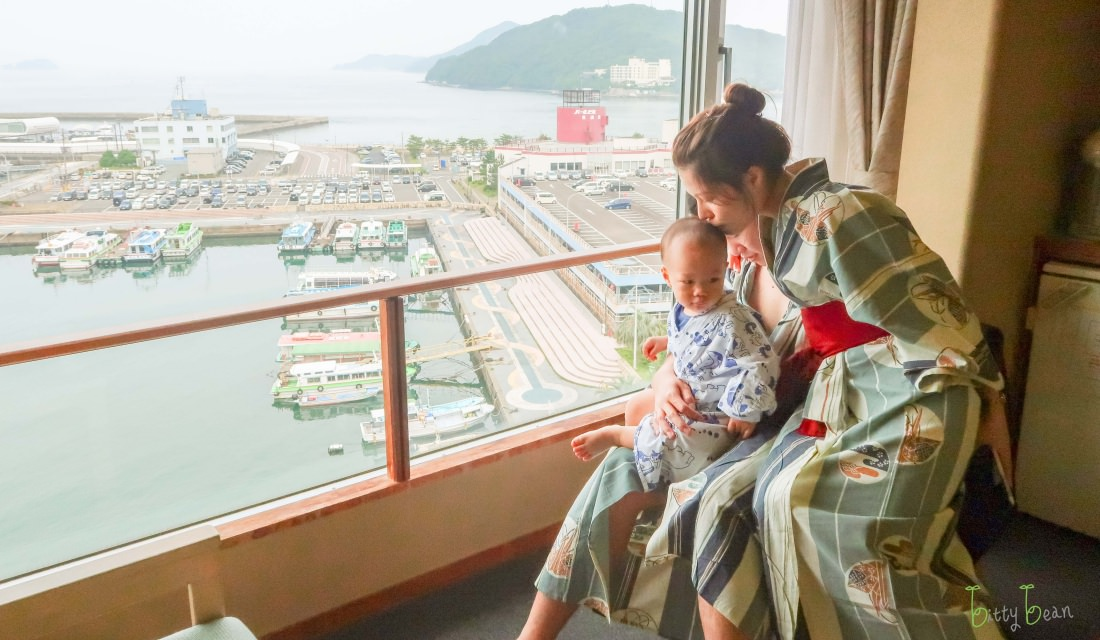 三重鳥羽 戶田家 | 老牌溫泉海景飯店 名古屋的慢活日子