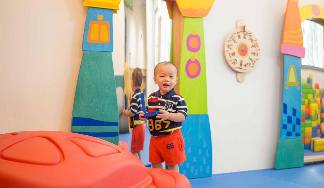 親子餐廳 | 台北 格林屋Greenwood | 藝人郁方打造,美味的餐點和豐富的遊戲區