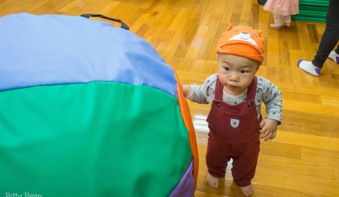 健寶園Gymboree親子運動會 | 1y2m