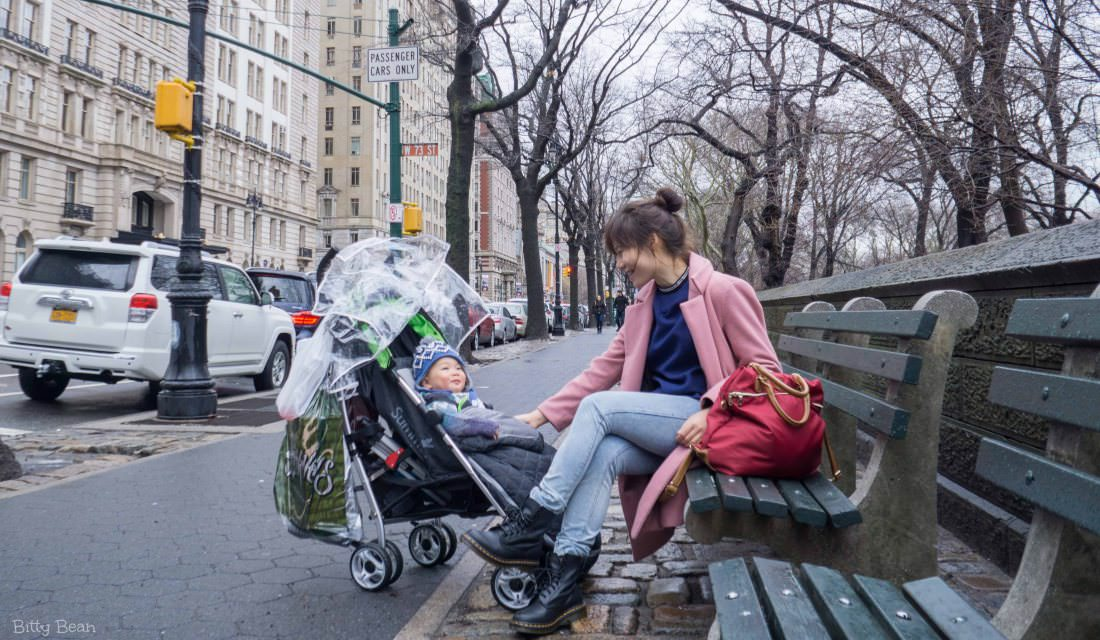 嬰兒推車腳套(Footmuff) | 寒冷國度旅遊必備 保暖措施分享