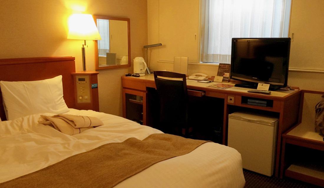 住宿 | 九州博多車站Nishitetsu西鐵 Inn Hotel