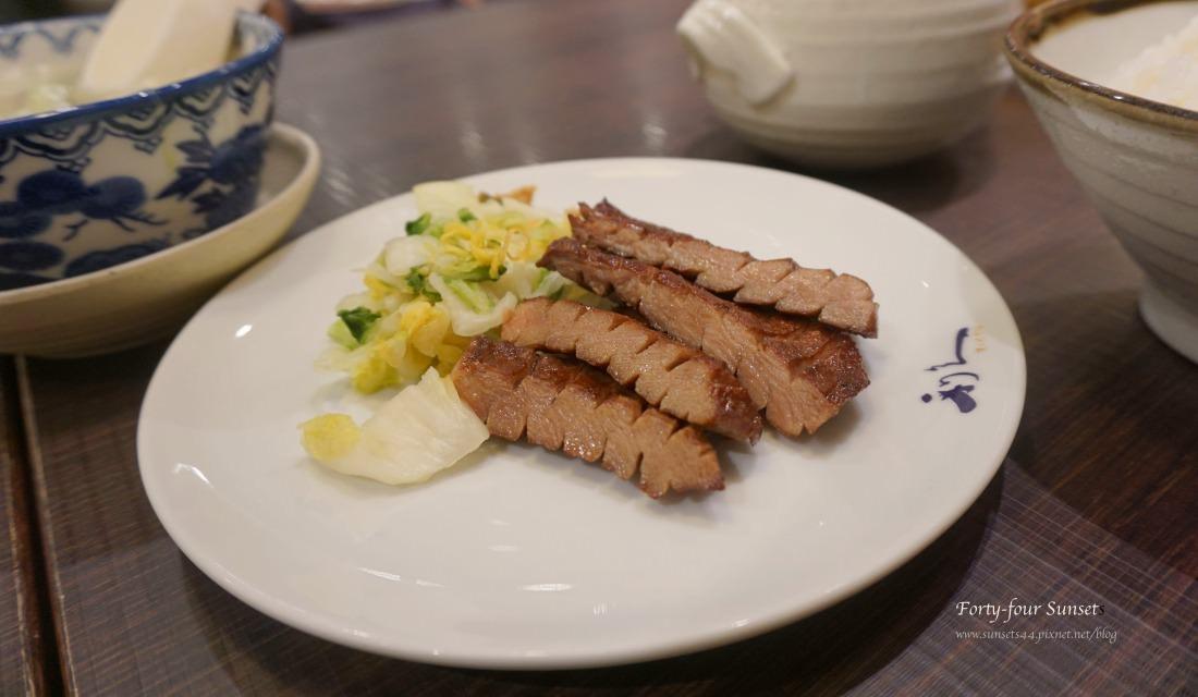 日本利久牛舌 | 難忘的軟嫩炭燒牛舌