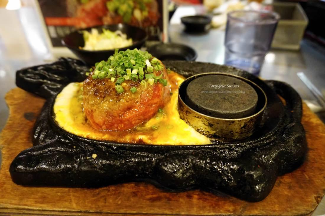 九州福岡 極味屋 | 上班族也排隊的牛肉漢堡排