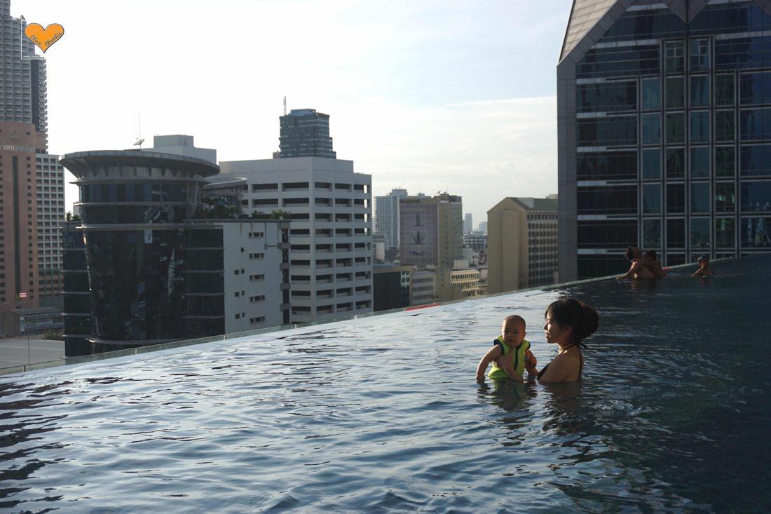 帶七個月寶寶的泰國曼谷 | 親子旅行注意事項