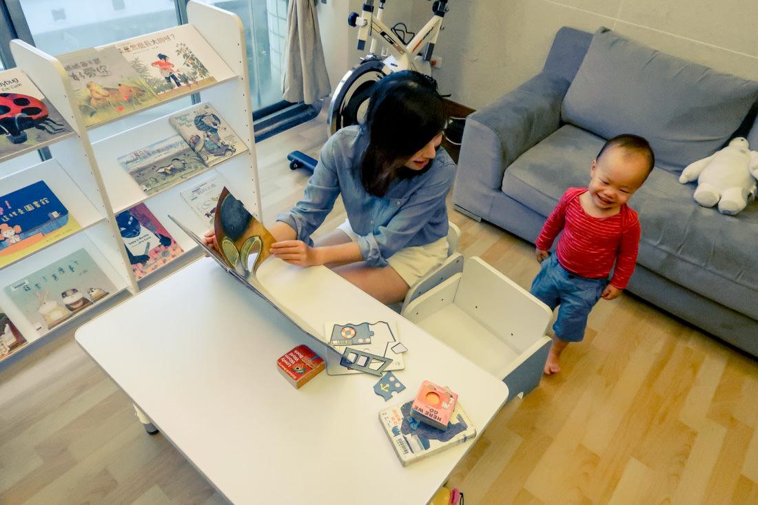 我的第一張小桌子與小椅子 ilovekids台灣製造 | 給孩子屬於自己的學習空間 更能享受學習