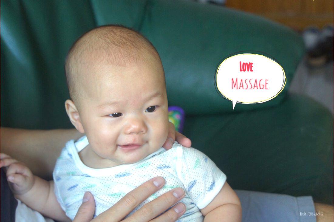 小寶寶按摩遊戲 | 親子館一再強調的親子重要課程