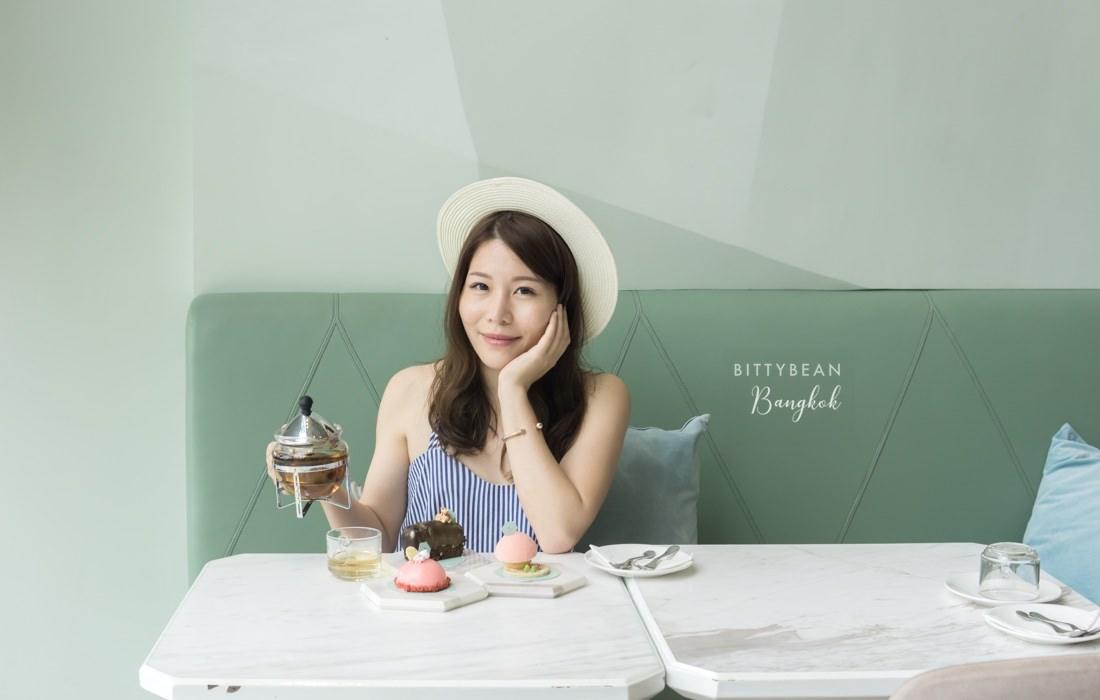曼谷SHUGAA   日法式甜點可愛的讓人瘋狂 一探夢幻的繽紛糖果屋吧!Ekkamai站