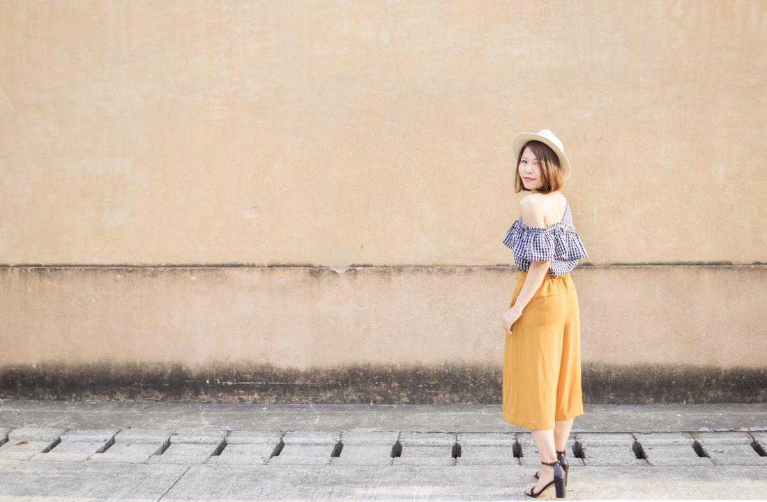 寬肩不顯壯要怎麼穿、怎麼拍照?五個技巧讓寬肩變成優點吧! | Five tips for broad shoulders