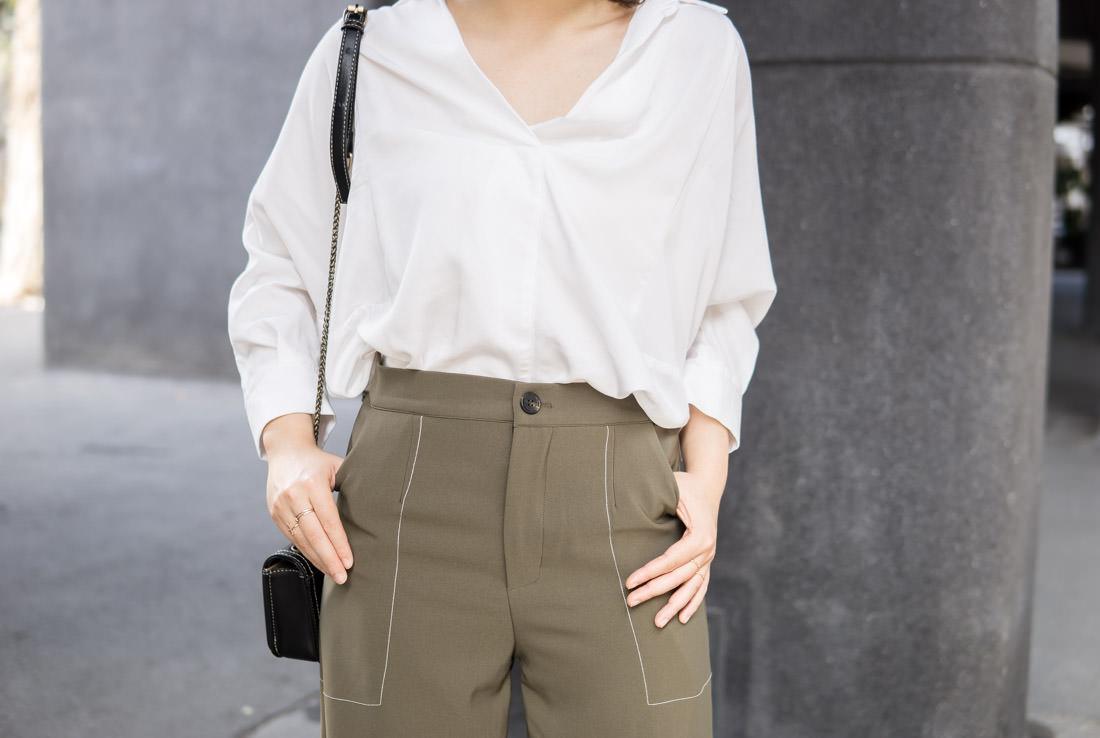 寬褲穿搭不矮胖 顯瘦舒適的寬褲讓人上癮!挑選重點
