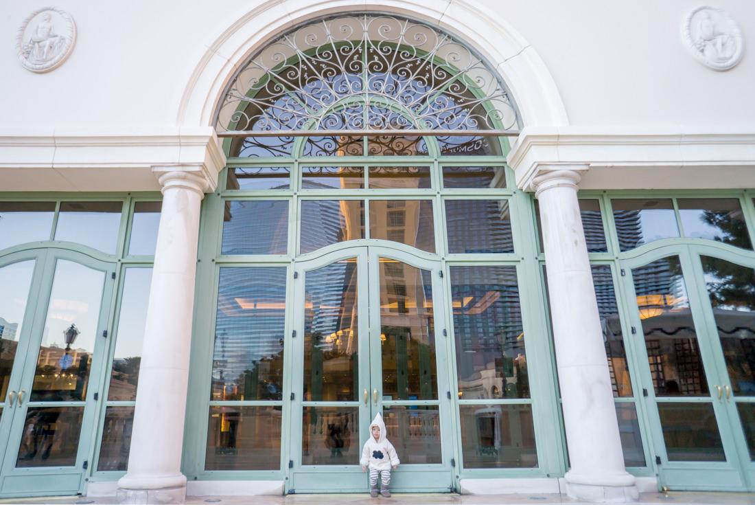 拉斯維加斯 Bellagio飯店